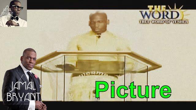 Bishop Pastor Jamal Bryant New Sermons 2016 - Jamal H Bryant Picture Me TWN