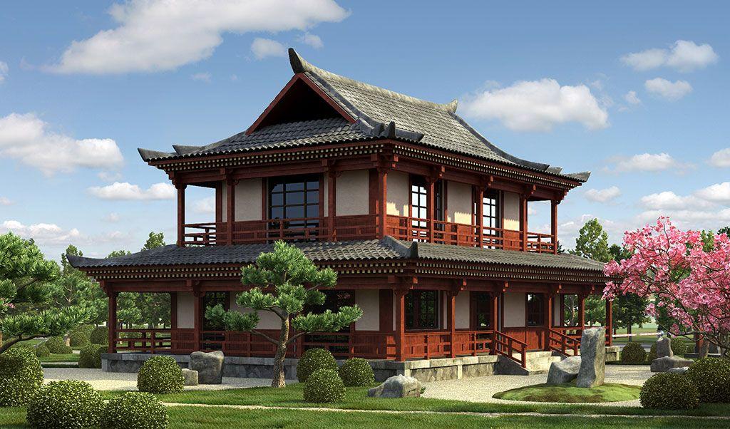 японская архитектура картинки называется архитектурный элемент