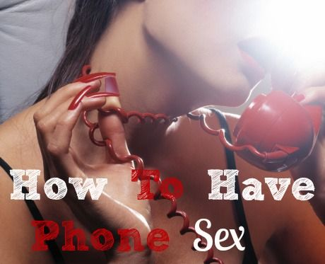 Phone sex in long distance relationship