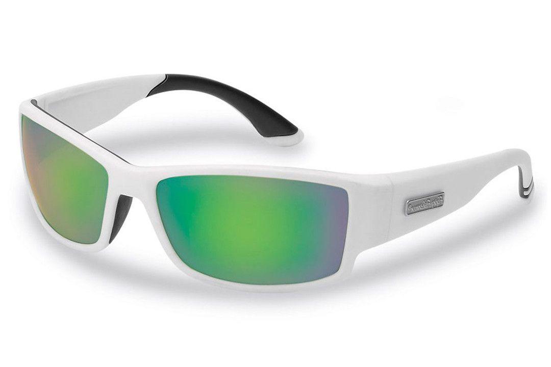 21a580f59e Flying Fisherman - Razor 7717 Matte White Sunglasses