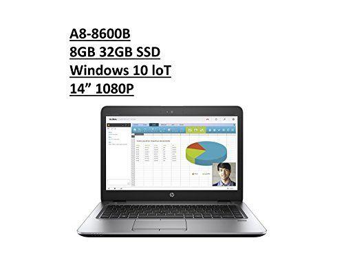 HP MT42 Mobile Thin Client Laptop - AMD Quad Core Pro A8