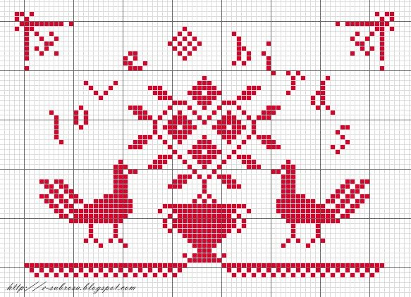 Sub Rosa: And one more pattern for Valentine's Day - Free