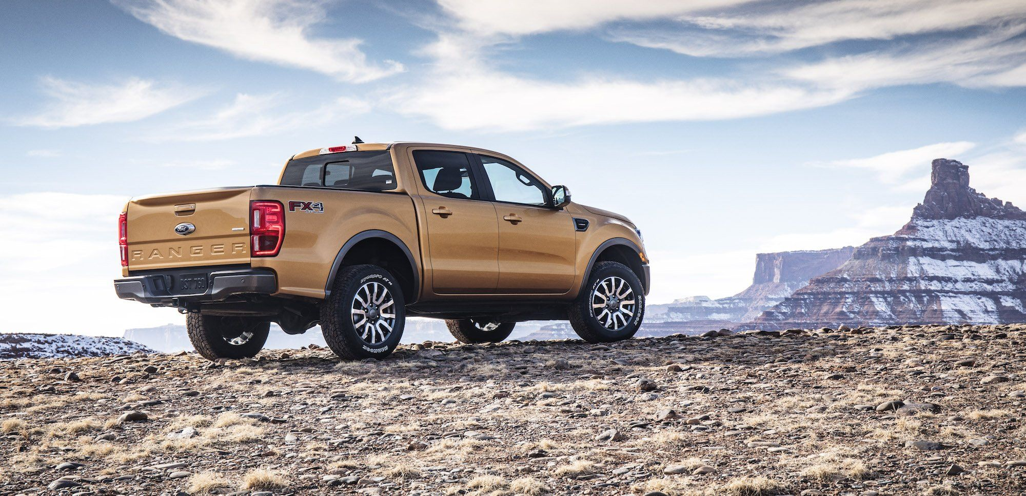 This Is The One The 2019 Ford Ranger In Absolute Black 2019