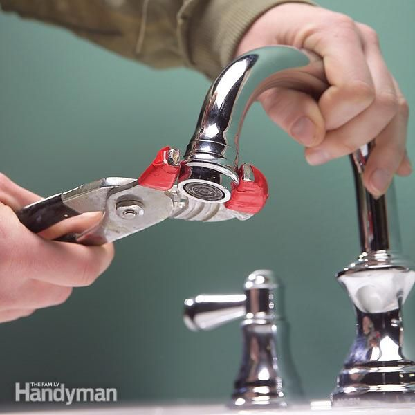 How to Clean and Repair a Clogged Faucet | Animal crafts and Craft