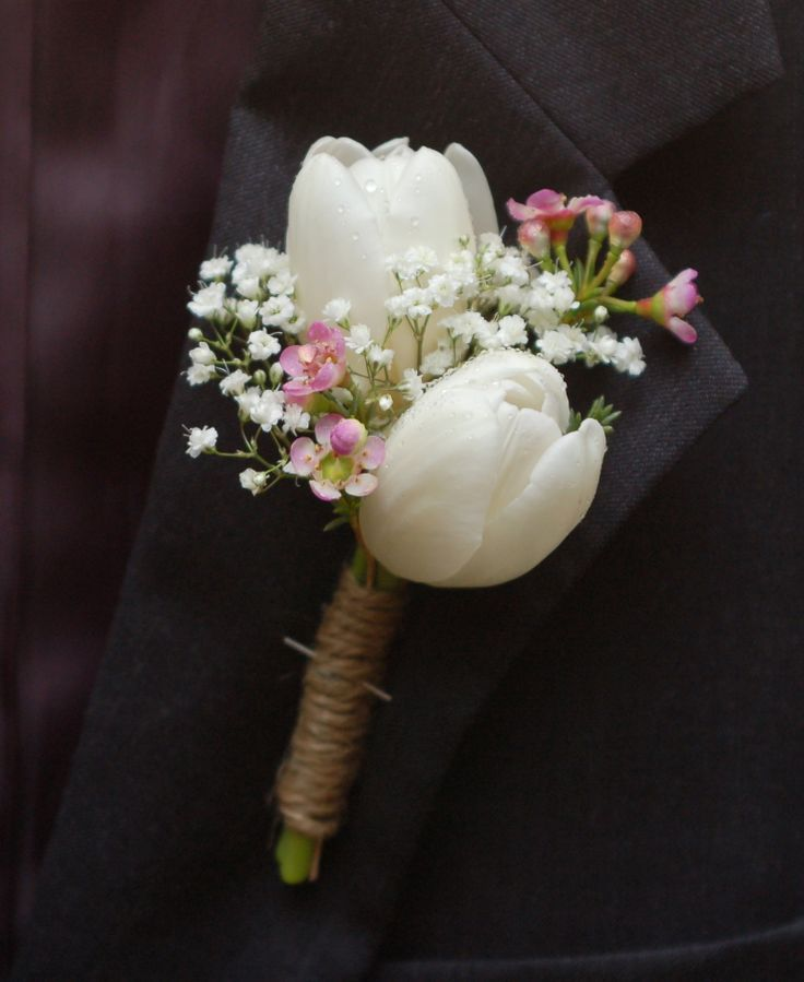 Image Result For Tulip Wedding Bouquet Wedding Flowers