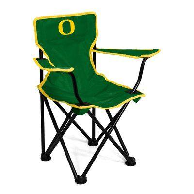 Toddler Folding Beach Chair Massage Denver Logo Brands Ncaa Kids Team Oregon Products