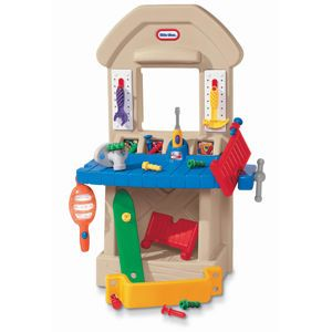 Groovy Home Improvements 2 Sided Workshop From Littletikes Ocoug Best Dining Table And Chair Ideas Images Ocougorg