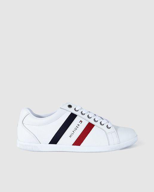 291a1509c90 Resultado de imagen para zapatillas blancas hombre tommy hilfiger ...