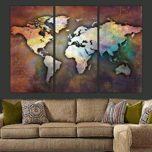 Bigapplecanvas on etsy shop reviews living pinterest canvases bigapplecanvas on etsy shop reviews antique world mapvintage gumiabroncs Images