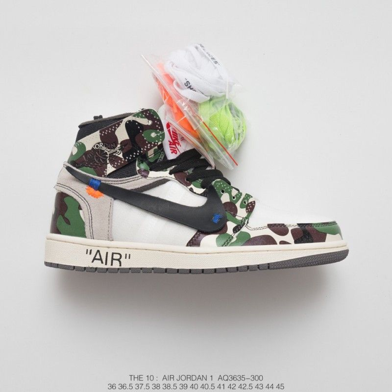 4c5feb6dc3 $79.00 White And Black Nike Basketball Shoes,AA3635-300 Virgil Abloh  Designer OFF white