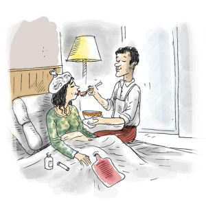 Thank You To My Dear Husband For Taking Care Of Me Yesterday You