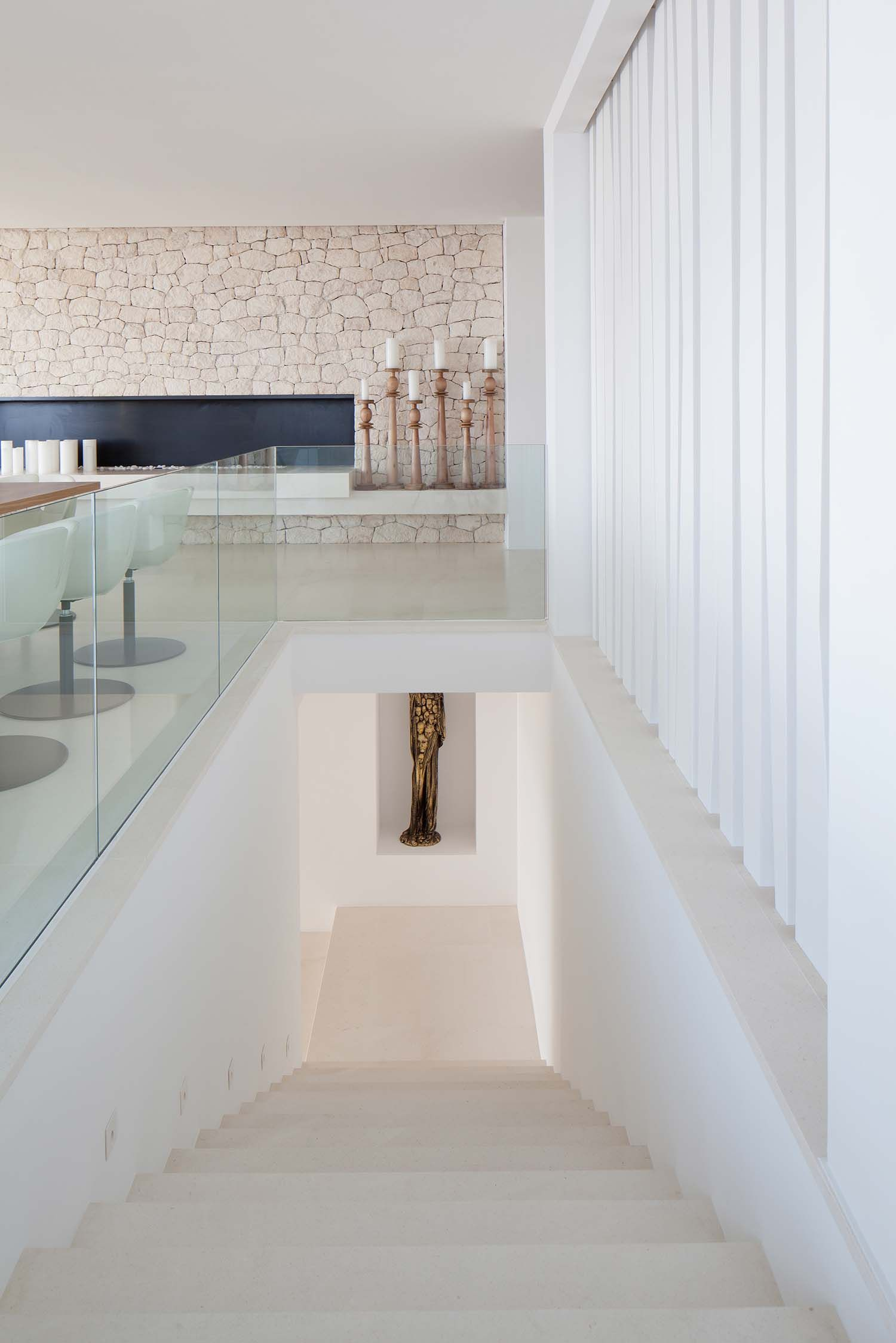 Spectacular modern dream home on the island of Ibiza | Stiegen ...