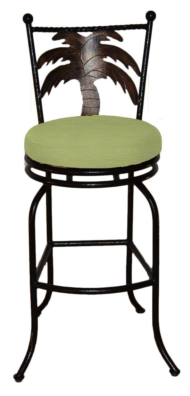tropical bar stool green bar stools pinteresttropical bar stool green