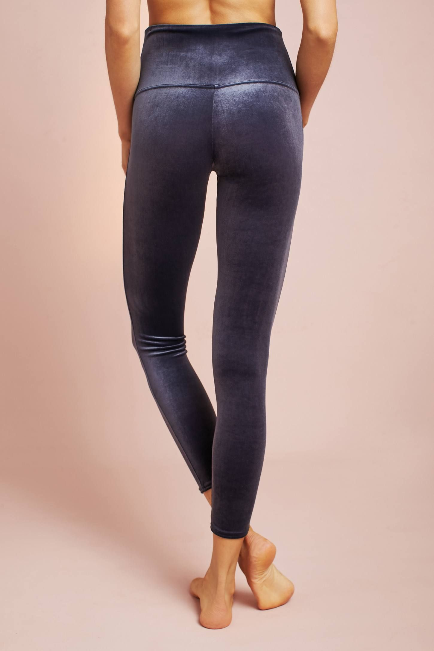 221252aabf658 Shop the Spanx Velvet Leggings and more Anthropologie at Anthropologie  today. Read customer reviews, discover product details and more.