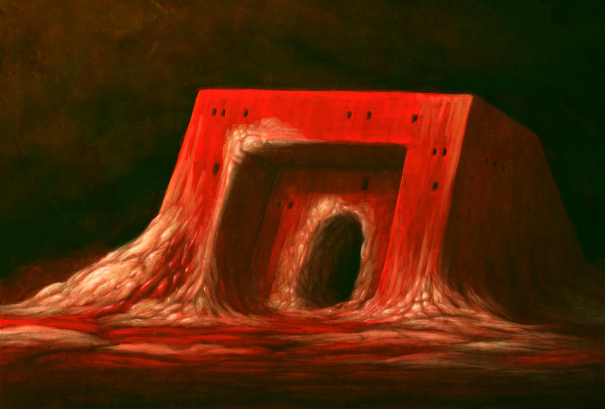 doumyakutosi   Entrances in 2019   Art, Landscape, Concept art