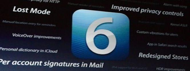 Http Www Iphonophile Fr Wp Content Uploads 2012 06 Ios 6 665 Jpg Avec Lios 6 0 Et Larrivee Du Nouvel Iphone 5 Nous Sommes Ios Mise Nouvel Iphone