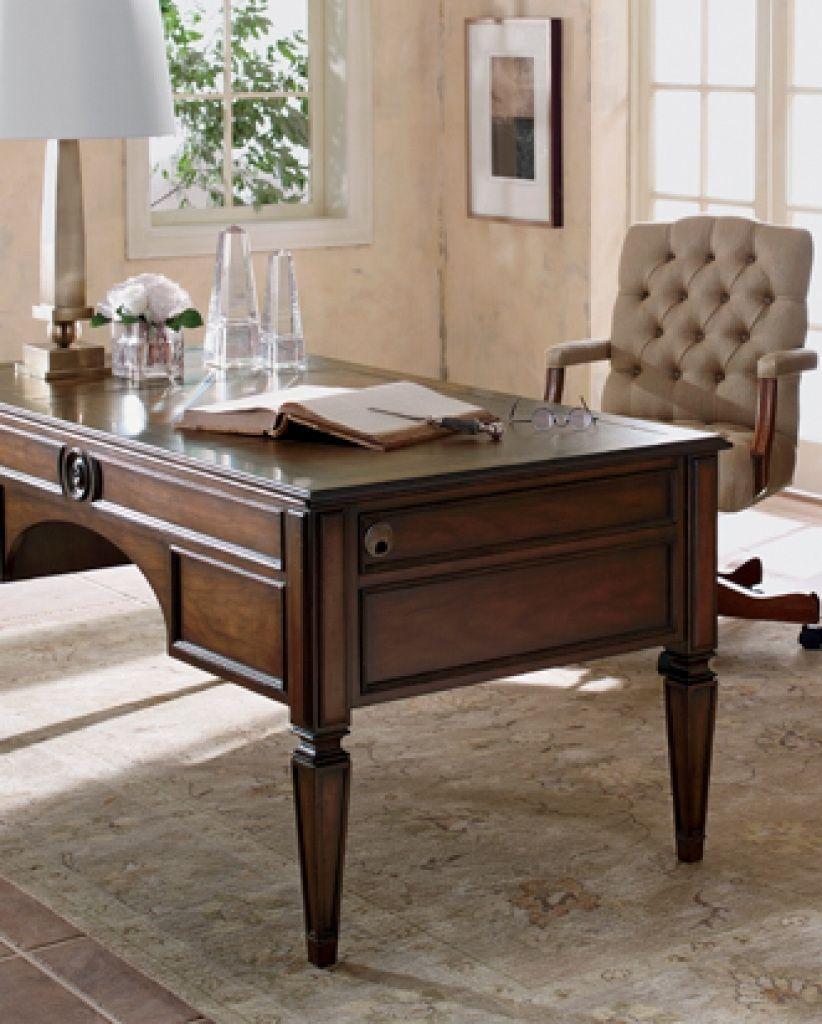 Ethan Allen Executive Desk Home Office Furniture Images Check More - Desks for home office ethan allen