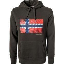 hoodie outfit men #hoodies #sweatshirt #oufit Napapijri Kapuzen-Sweatshirt Herren, Baumwolle, grn Napapijri