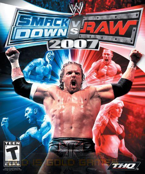 guida completa smackdown vs raw 2007