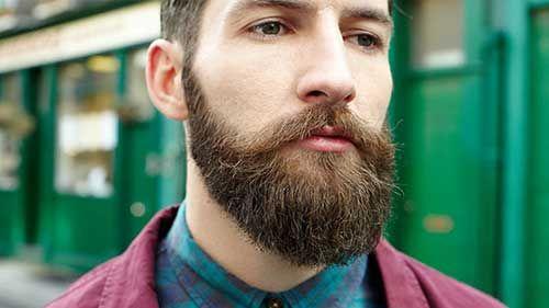 Como Fazer e Aparar Barba Cheia Tipos, Estilos, Modelos HOMENS