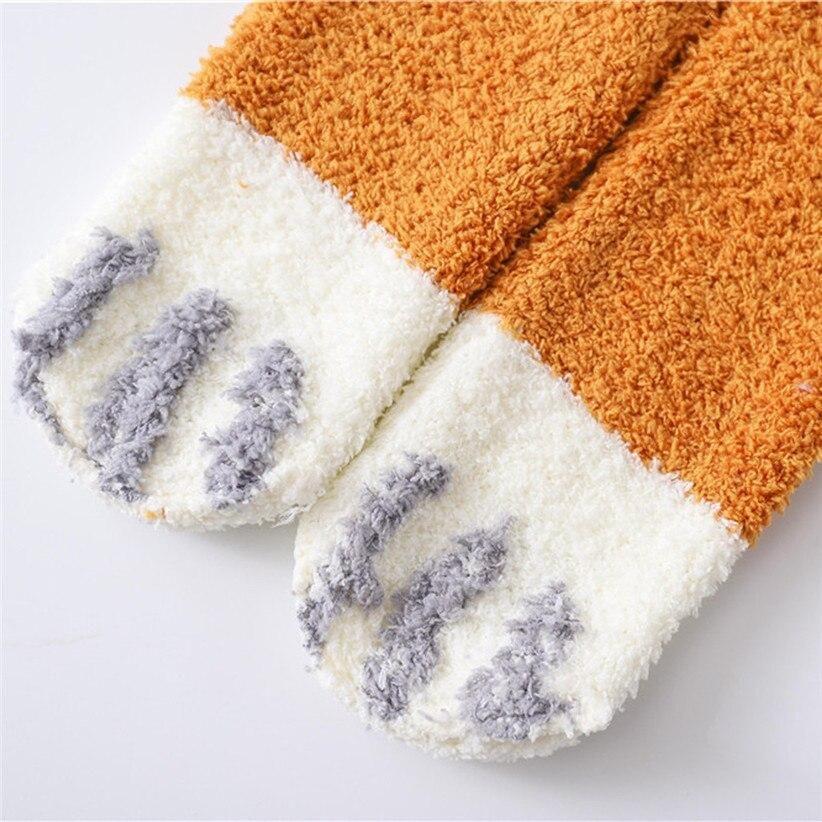Cat Lovers Plush Socks Cat lovers, Fluffy socks, Warm