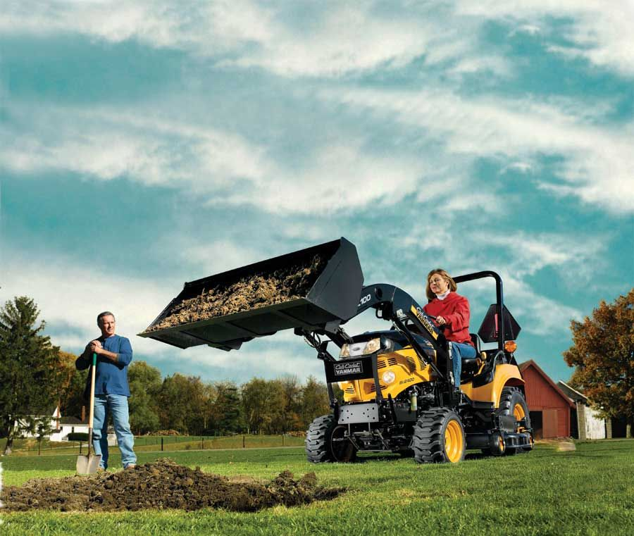 Guide to Tractors Lawn care business