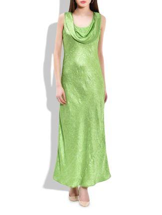 Buy Wisstler lime green Polyester dress Online, , LimeRoad ...