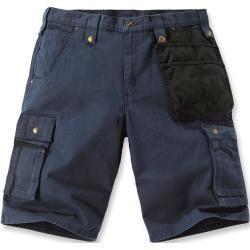 Carhartt Multi Pocket Ripstop Shorts Blau 28 Carhartt