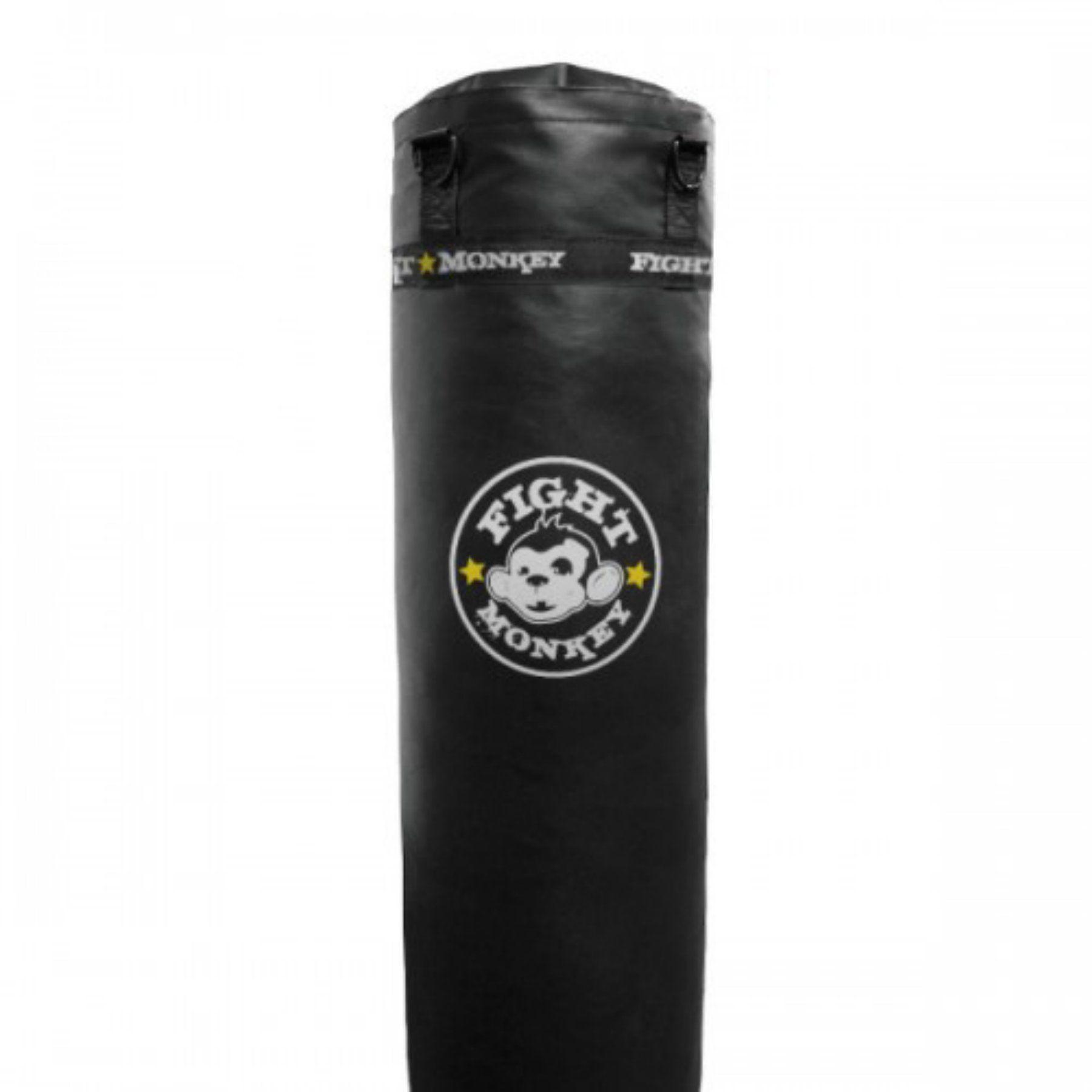 Fight monkey muay thai mma 125 lb heavy bag fm502