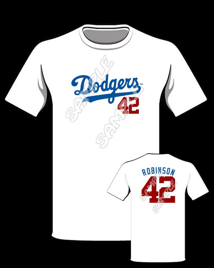 d557bb6e64c Brooklyn Dodgers Baseball Personalized t-shirt Design