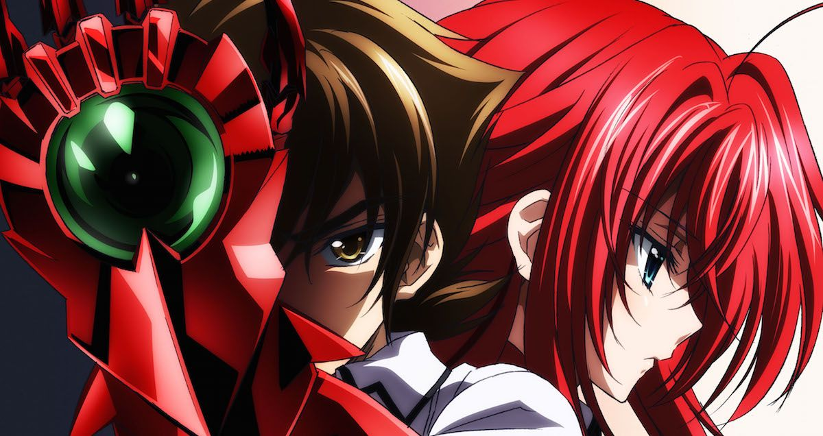 Highschool Dxd Season 5 Release Date And Confirmed News With