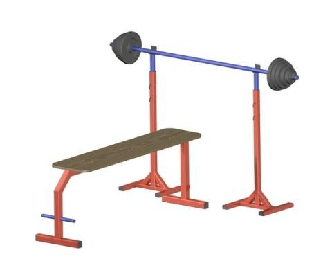 flat bench press plan  bench press leg press muscle
