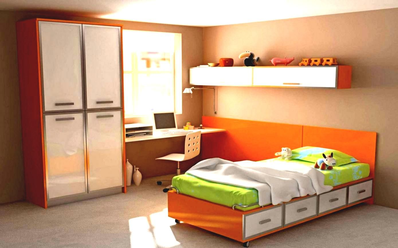 Loft bed with desk and chair  Bedroom Awe Inspiring Small Kids Bedroom Decorating Ideas Bunk Bed