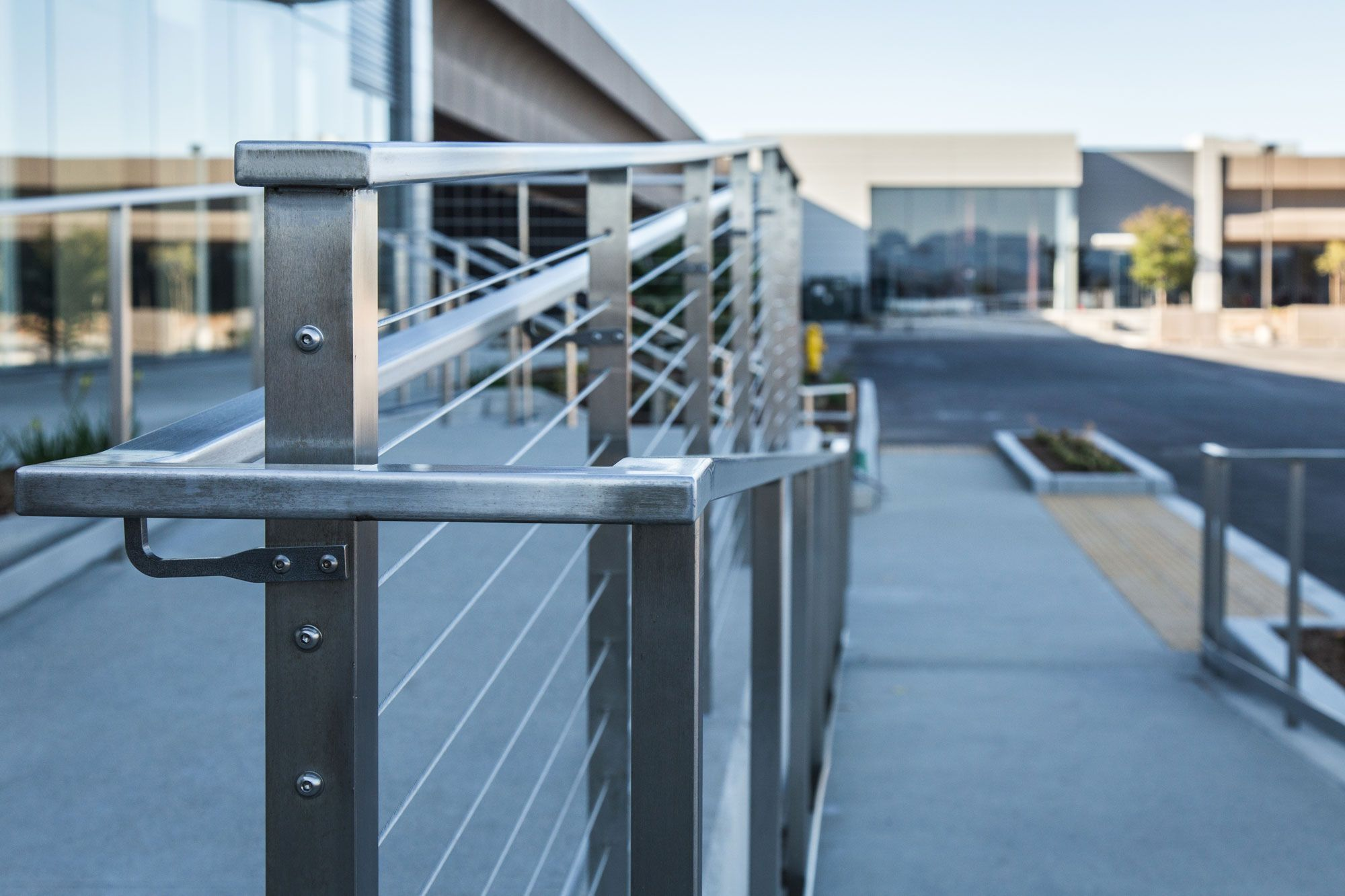 Key Features • Aluminum Composite Panels • Single Skin Profiled ...