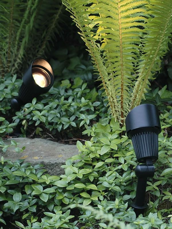 Low Voltage 12v Plug Play Led Outdoor Lighting Garden Spotlights Garden Lighting Design Led Outdoor Lighting