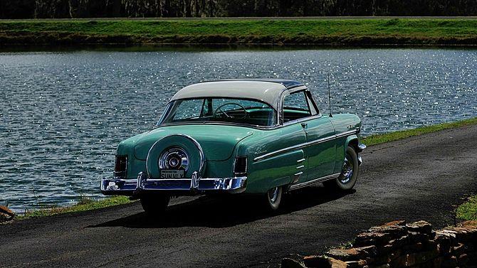 1954 Mercury Sun Valley Hardtop 256 Ci Continental Kit Mecum Auctions Sun Valley Mecum Auction Mercury Cars