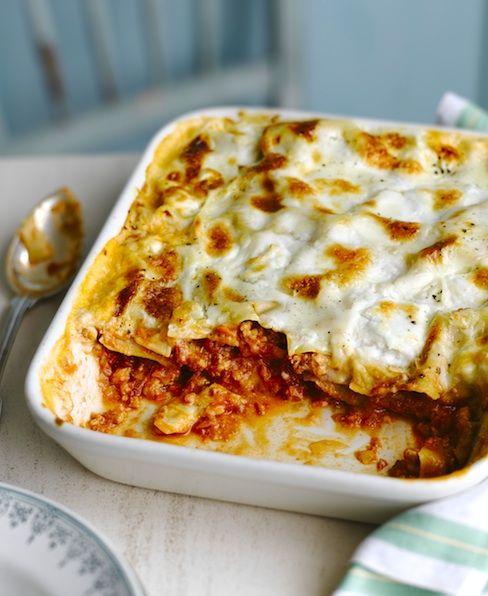 Chicken Lasagne   Turkey mince recipes, Turkey mince ...