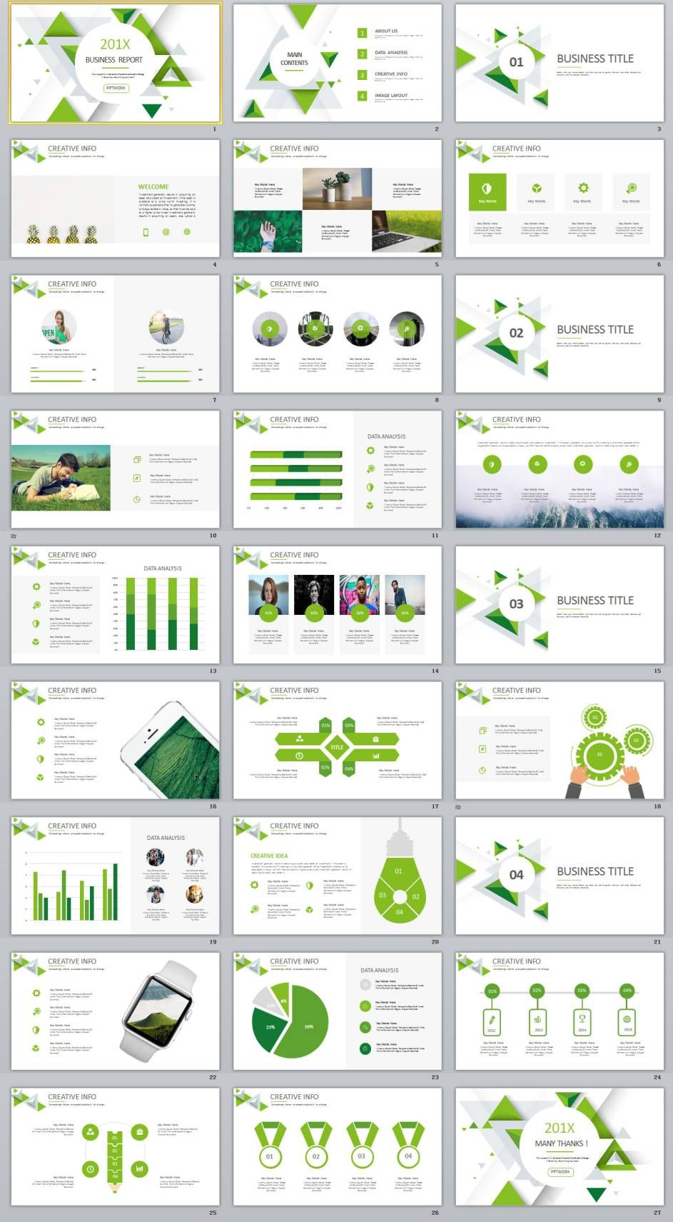 27 green business dynamic powerpoint presentations template 27 green business dynamic powerpoint presentations template the highest quality powerpoint templates and keynote templates download toneelgroepblik Gallery
