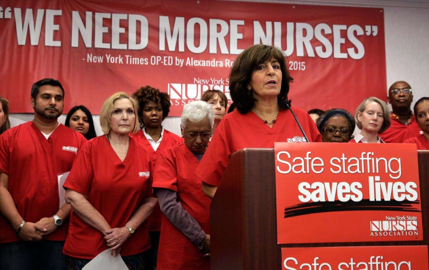 Nurses and Doctors Are Fighting Back Against Corporate