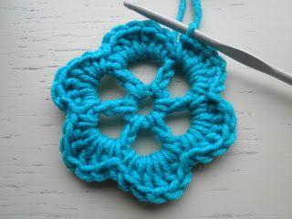 Haakzaken Patroon Rozet Bloem Haken Crafts Crochet Crochet