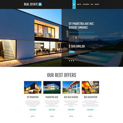 Website Templates | Web Templates | Template Monster | Web Design ...