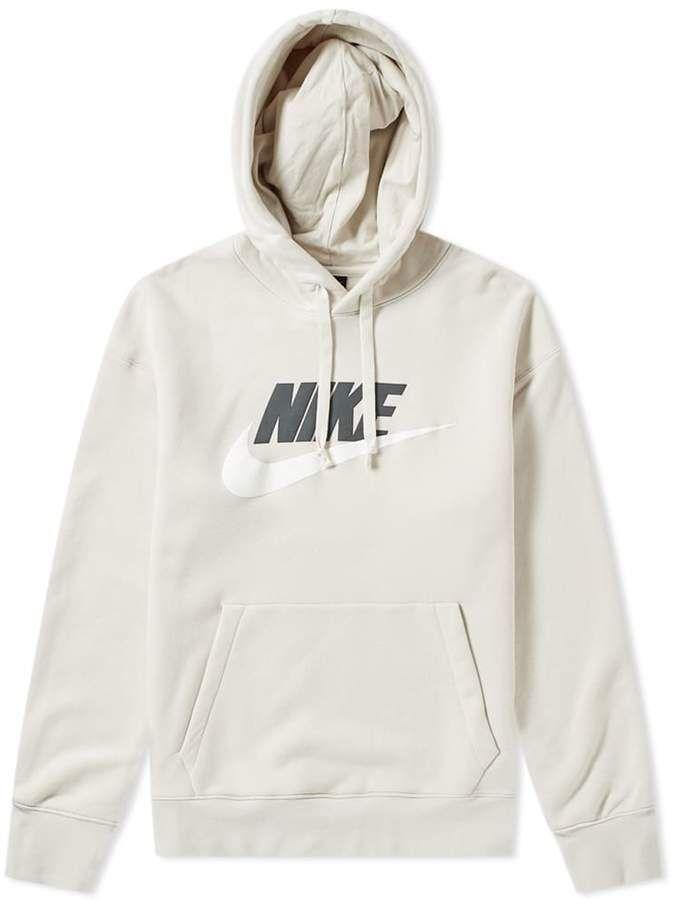Nike Heritage Logo Pullover Hoody in 2020 | Trendy hoodies