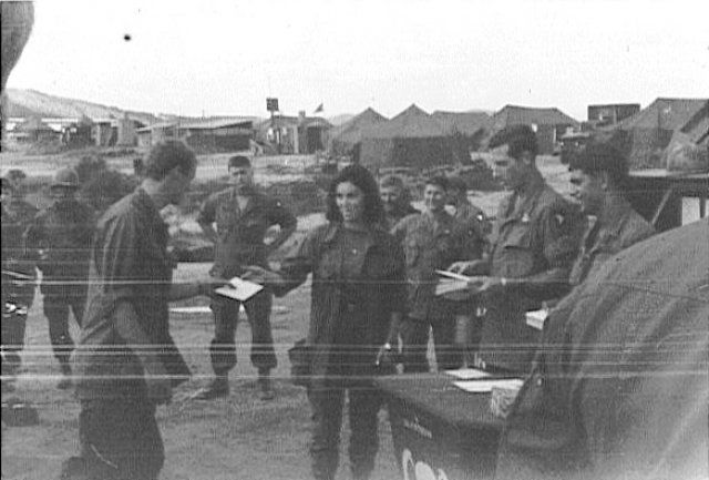 101st airborne division vietnam 1968 -
