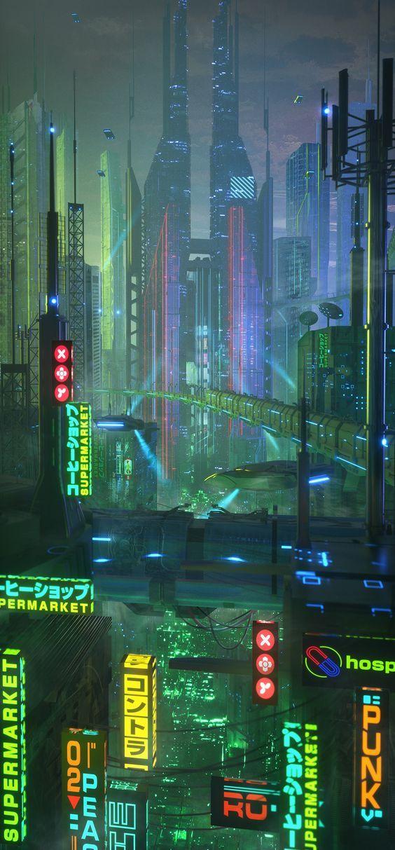 Pin de Brandan Penate em Worlds among Worlds Cidade