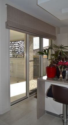 Sliding Door Shades On Pinterest Patio Door Blinds Patio Blinds