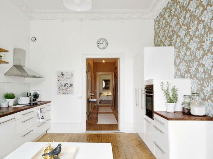 Skandinavische Küchenmöbel ~ Skandinavische einrichtung u möbel gekonnt kombinieren küche