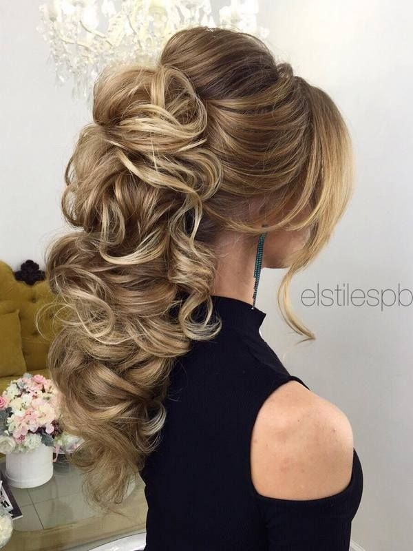 60 perfect long wedding hairstyles with glam penteados cabelo e elstile long wedding hairstyles and updos httpdeerpearlflowers junglespirit Choice Image