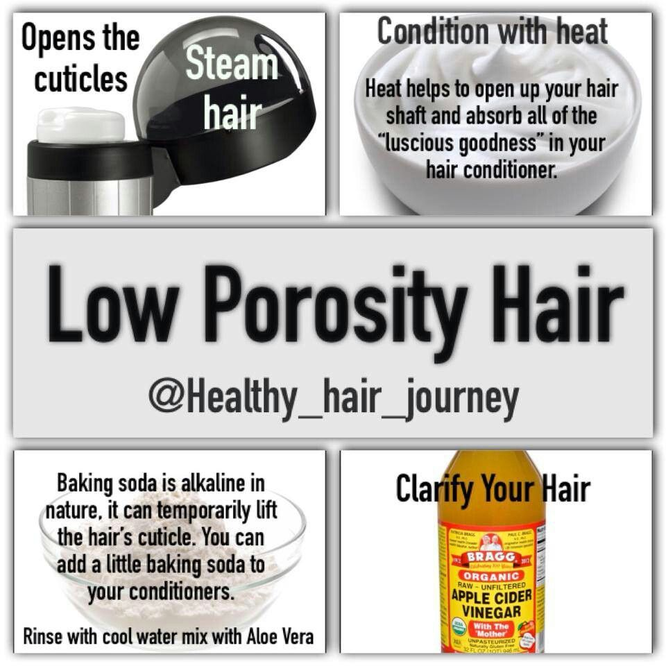 Low Porosity … Hair porosity, Low porosity hair products