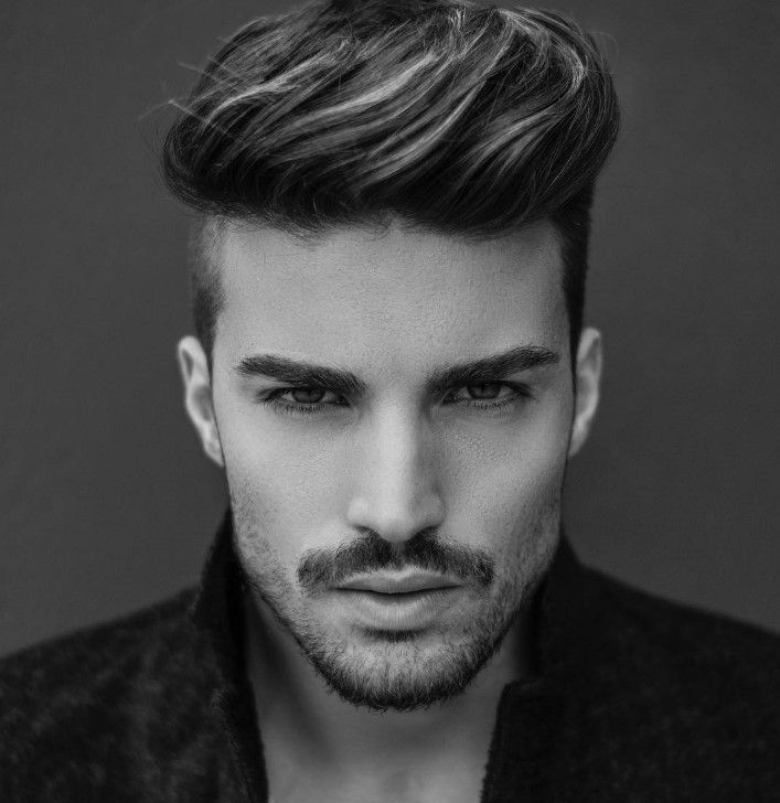Mens Hair Style Inspiration Mariano Di Vaio New Hairstyle  Men Hairstyle  Pinterest  Mariano