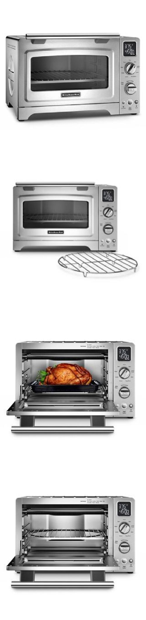 Infrared And Convection Ovens 150139 Kitchenaid Kco275ss 12
